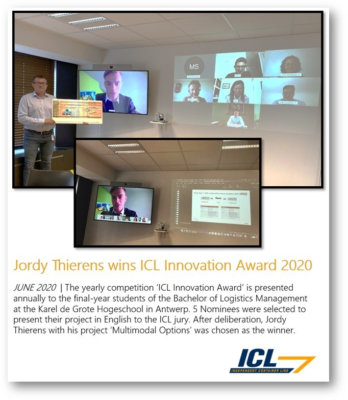 ICL Innovation Award